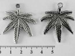 Украшения в виде конопли боб марли и марихуана