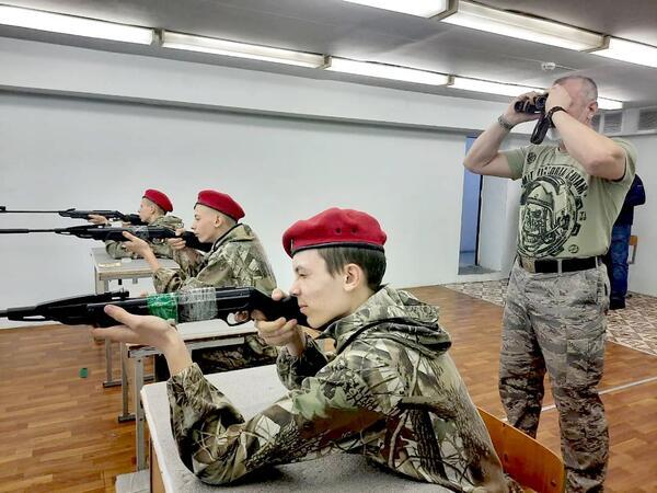 В Новокузнецке прошли соревнования по стрельбе